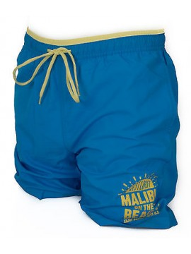 Boxer mare trunk beachwear KEY-UP art. 23X64 taglia L col. 3250 TURCHESE