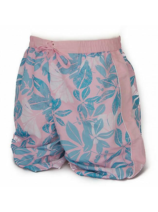 Boxer mare trunk beachwear SPALDING art. X231 taglia XXL col. 2003 ROSA FIORI