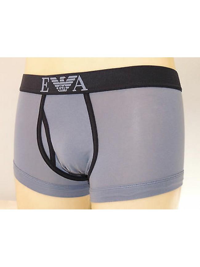 Boxer parigamba trunk EMPORIO ARMANI art.111351 3A515 T.XL col.01342 lead grey