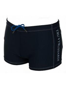 Boxer short mare trunk beachwear TRU TRUSSARDI NT6157 taglia XXL col. 113 DENIM