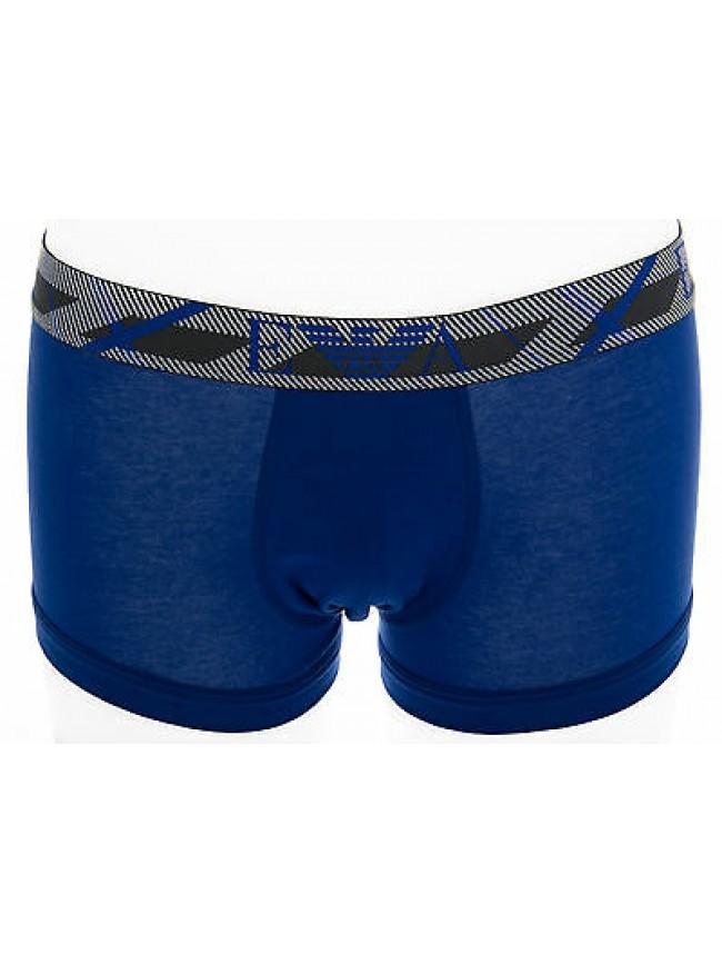 Boxer trunk EMPORIO ARMANI art.111389 4A522 T.M col.00033 royal blue