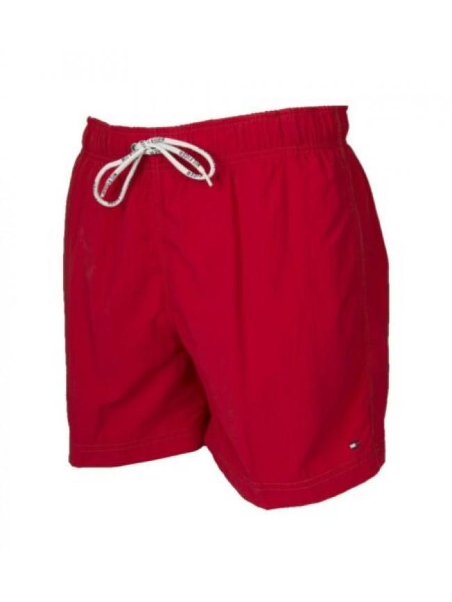 Boxer uomo costume mare o piscina swimwear TOMMY HILFIGER articolo EH87812372 SO