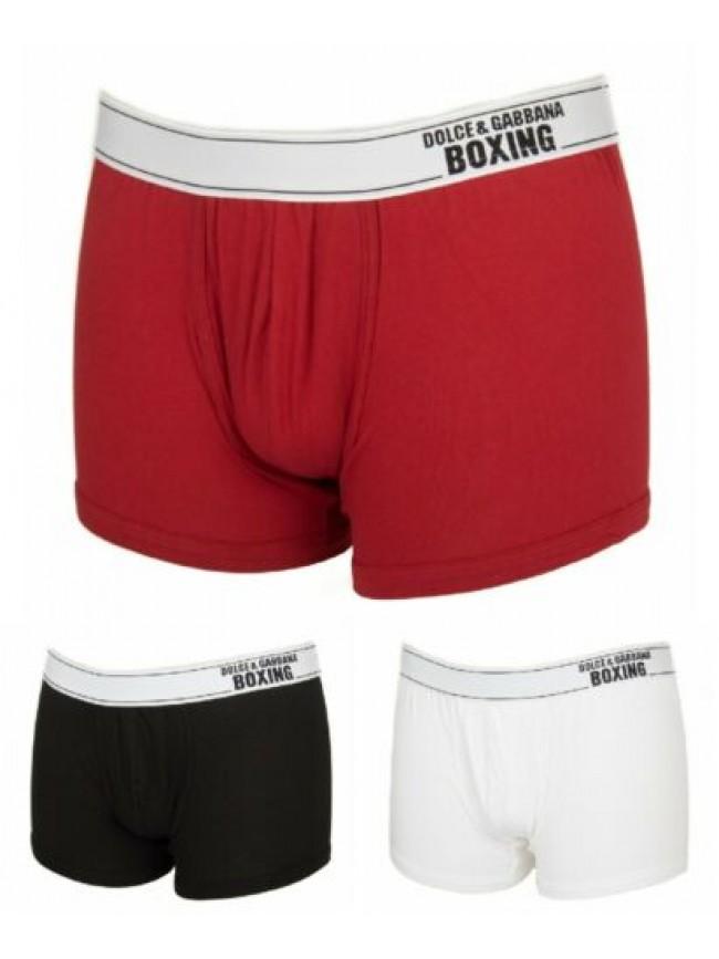 Boxer uomo underwear DOLCE & GABBANA articolo M13072 TRUNK