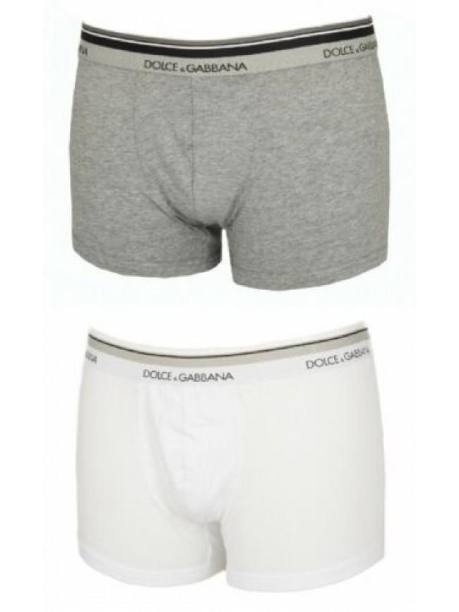 Boxer uomo underwear DOLCE & GABBANA articolo M15395 TRUNK