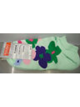 CALZA PARISCARPA DONNA SOCKS RAGNO ART.09087P T.36-40 COL.ACQUA FIORI FLOWERS