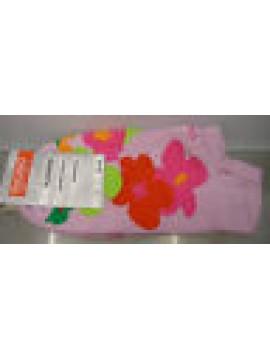 CALZA PARISCARPA DONNA SOCKS RAGNO ART.09087P T.36-40 COL.LILLA FIORI FLOWERS