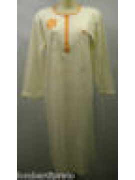 CAMICIA NOTTE DONNA NIGHTGOWN WOMAN CAMISON RAGNO N75567 T.XL C.706 SAHARA LOVE