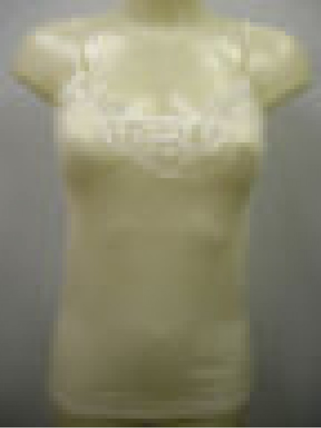 CAMICIOLA LACCINI-TOP LANA-SETA DONNA RAGNO A.07638E T.6/XL C.002 BIANCO WOOL