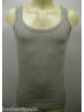 CANOTTIERA CANOTTA SINGLET UOMO MAN ENDURANCE RAGNO SPORT 063261 T.4 GRIGIO GREY