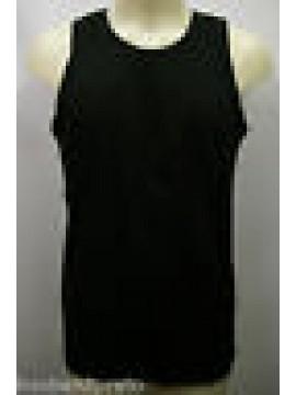 CANOTTIERA CANOTTA SINGLET VEST UOMO MAN FILA 40015 T.4-M COL.004 NERO BLACK