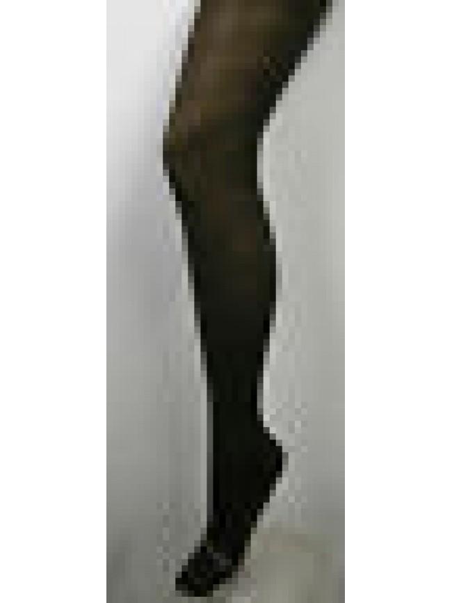 COLLANT CALZA DONNA WOMAN LEVANTE ART.ANNE T.3/4 COL.MOKA - 110 DEN 121 DTEX
