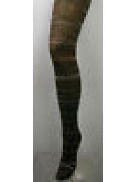966437e39e0f COLLANT CALZA DONNA WOMAN LEVANTE ART.BAKER 50 T.1/2 COL.