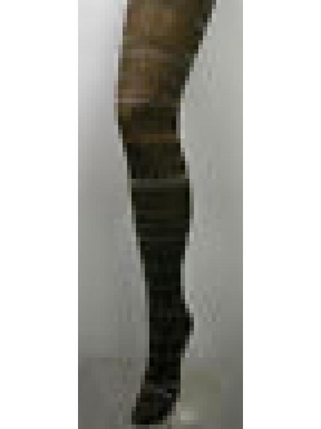 COLLANT CALZA DONNA WOMAN LEVANTE ART.BAKER 50 T.1/2 COL.MOKA - 50 DEN 55 DTEX