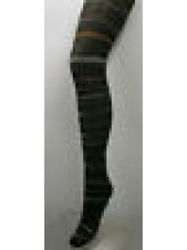 COLLANT CALZA DONNA WOMAN LEVANTE ART.BAKER 50 T.3/4 COL.NERO - 50 DEN 55 DTEX