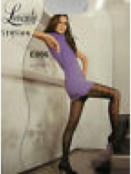COLLANT CALZA DONNA WOMAN LEVANTE ART.E006 T.3/4 COL.NERO - 40 DEN 44 DTEX
