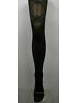 COLLANT CALZA DONNA WOMAN LEVANTE ART.E014 T.3/4 COL.NERO - 40 DEN 44 DTEX