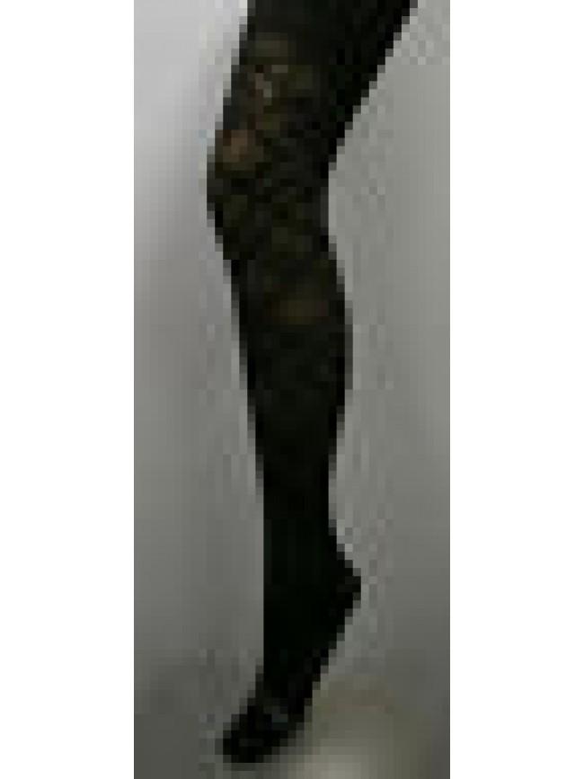 COLLANT CALZA DONNA WOMAN LEVANTE ART.E016 T.3/4 COL.NERO - 40 DEN 44 DTEX