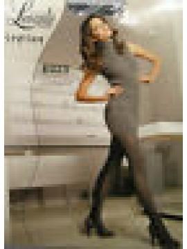 COLLANT CALZA DONNA WOMAN LEVANTE ART.E023 T.1/2 COL.NERO - 40 DEN 44 DTEX