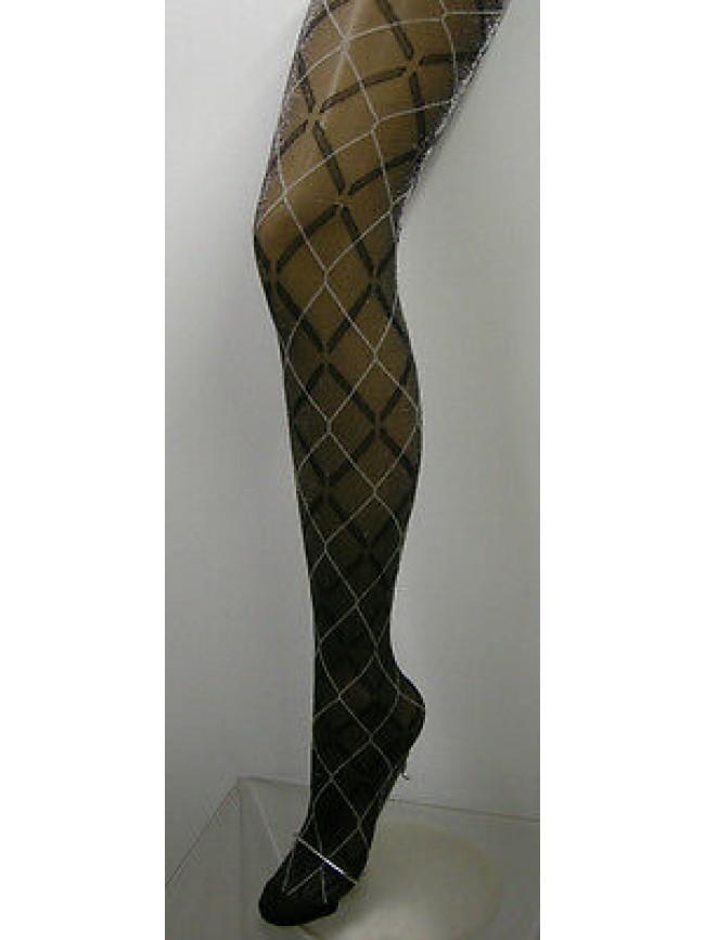 COLLANT CALZA DONNA WOMAN LEVANTE ART.E059 T.1/2 COL.NERO - 30 DEN 33 DTEX