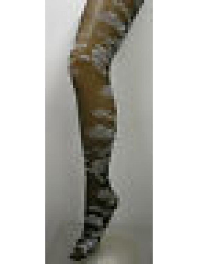 COLLANT CALZA DONNA WOMAN LEVANTE ART.PIAFF T.3/4 COL.NERO - 40 DEN 44 DTEX