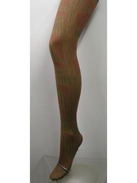 COLLANT CALZA DONNA WOMAN LEVANTE ART.SOLANGE T.1/2 COL.BORDO - 60 DEN 66 DTEX