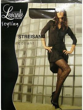 COLLANT CALZA DONNA WOMAN LEVANTE ART.STREISAND T.1/2 COL.MARRONE 40 DEN 44 DTEX