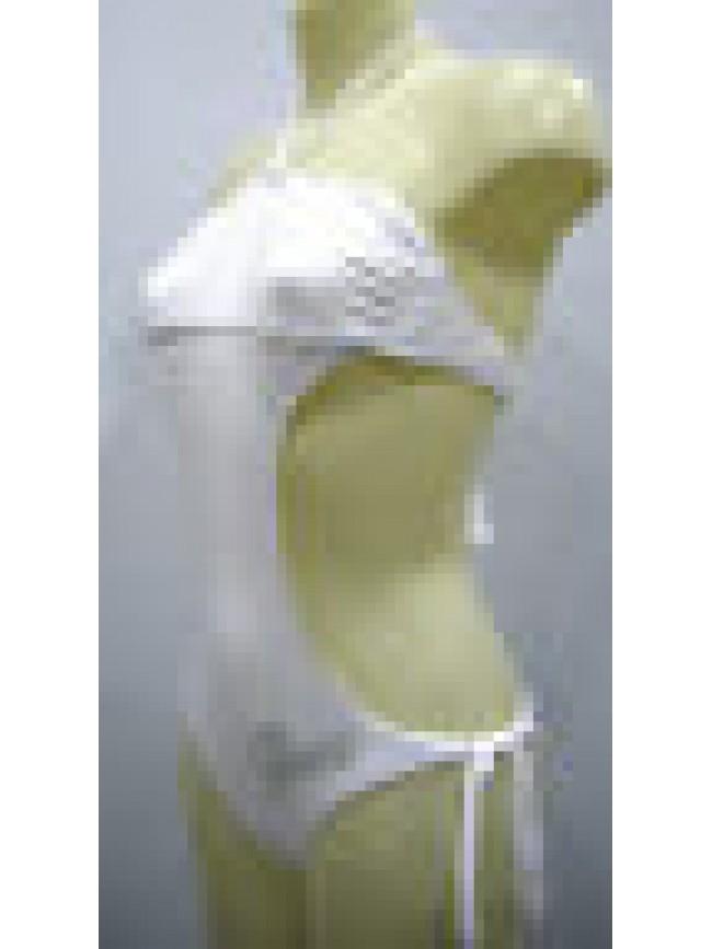 COSTUME INTERO DONNA GUESS ART.FD2C85 T.42 COL.BIANCO