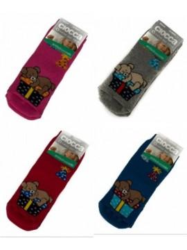 Calza calzini antiscivolo antisdrucciolo baby CIOCCA articolo 3/474A