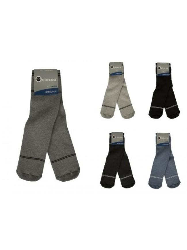 Calza calzino basso corto uomo calzini antisdrucciolo antiscivolo CIOCCA articol