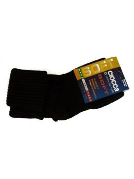 Calza calzino basso soft donna con risvolto CIOCCA articolo 502/1