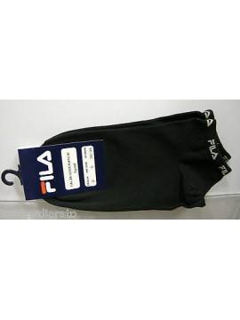Calza calzino girocaviglia socks FILA art.44910 T.37-39 col.nero black
