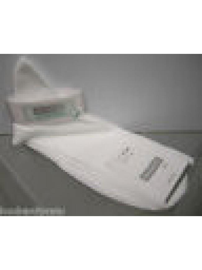 Calza corta calzini uomo sanitari health sock RAGNO 09088C T.42-44 BIANCO WHITE