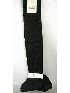 Calza lunga sanitaria circolazione lana PUNTO relax 7/3 t.11,5/43 col.antracite
