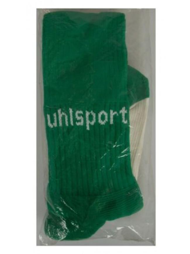 Calzini calzettoni uomo calcio football sport UHLSPORT articolo 3398
