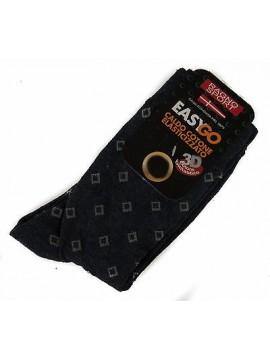 Calzino calza uomo sock RAGNO SPORT a. 09340C taglia II-39/42 col. 261MF ROMBI