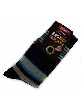 Calzino calza uomo sock RAGNO SPORT a. 09345S taglia III-43/46 col. 146MF RIGA