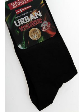 Calzino lungo calza sock RAGNO SPORT art.09289S taglia III-43/46 colore 020 NERO