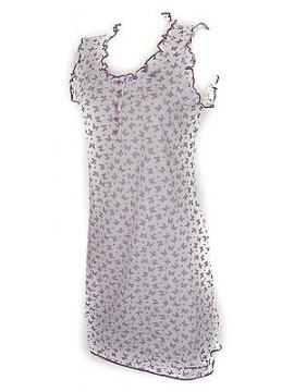 Camicia da notte donna night gown RAGNO art. N70417 taglia XL colore 143F LILLA
