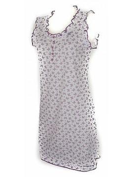 Camicia da notte donna night gown RAGNO art. N70417 taglia XS colore 143F LILLA