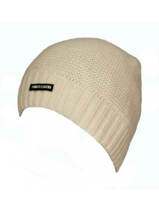 Cappello berretto ENRICO COVERI articolo CACO007 Made in Italy