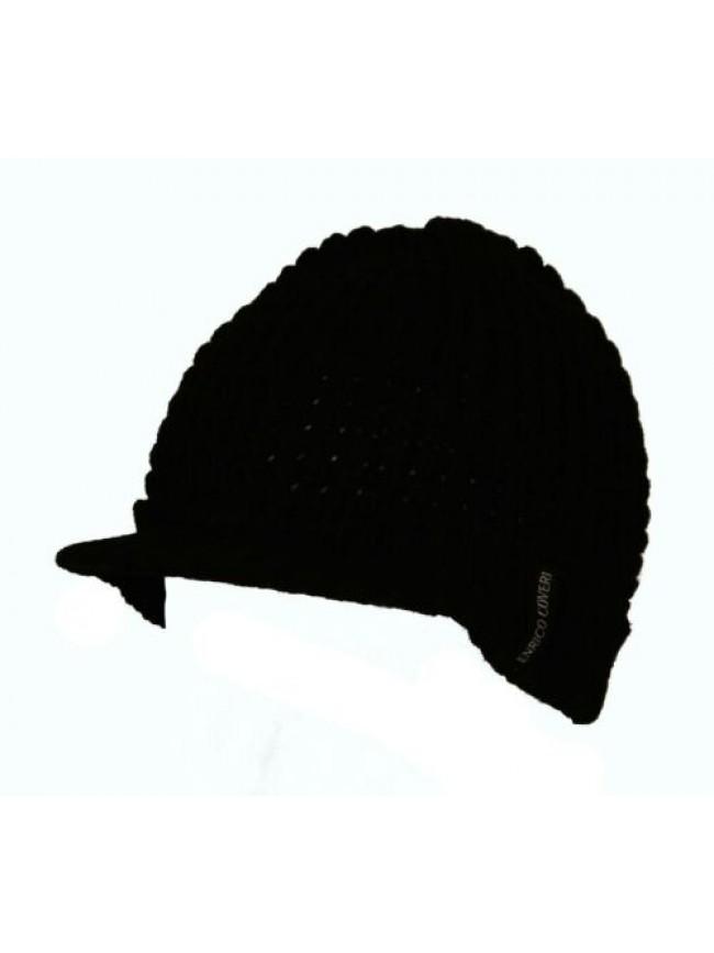 Cappello berretto ENRICO COVERI articolo MC1340 Made in Italy
