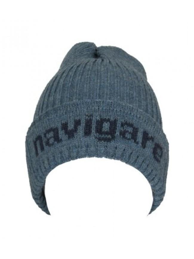 Cappello berretto con risvolto NAVIGARE articolo MC1366 Made in Italy