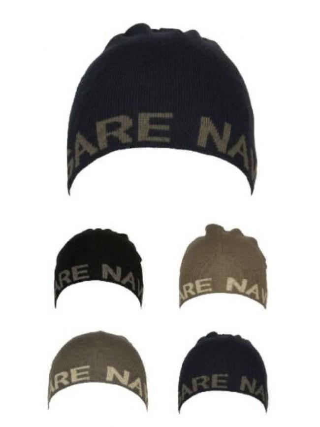 Cappello berretto cuffia NAVIGARE articolo MC1322N Made in Italy