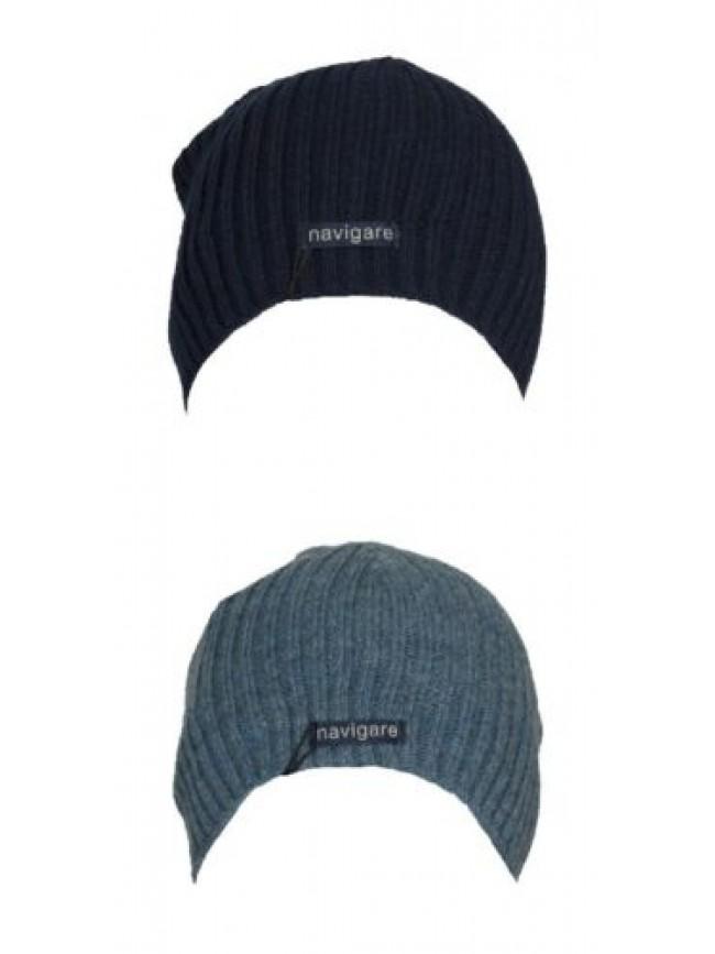 Cappello berretto cuffia NAVIGARE articolo NACA042 Made in Italy