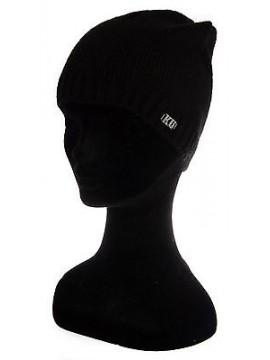 Cappello berretto cuffia donna hat KEY-UP art. 591CU taglia UNICA col. 0002 NERO