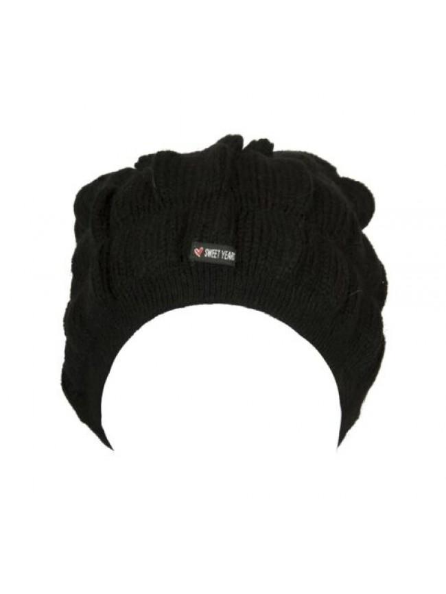 Cappello berretto donna SWEET YEARS articolo MC1414.SY01 made in ITALY