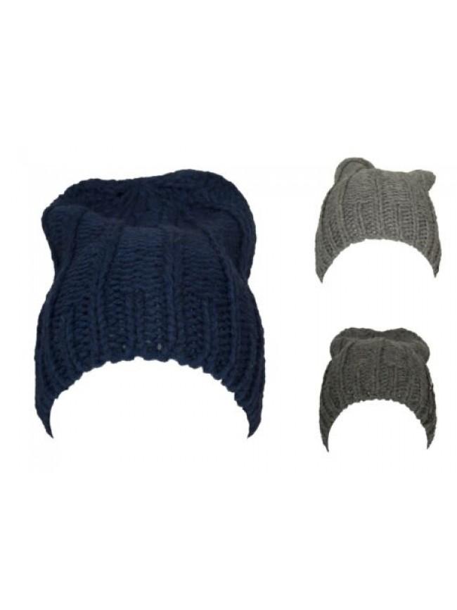 Cappello berretto donna SWEET YEARS articolo MC1487.SY01 made in ITALY