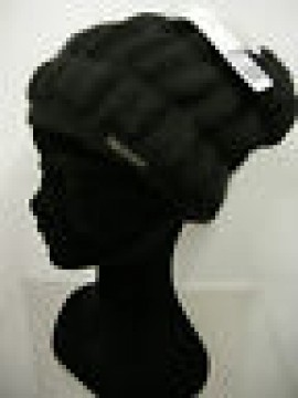 Cappello berretto donna hat woman ENRICO COVERI a.COCAPP col.nero black Italy