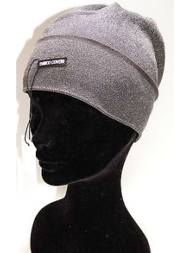 Cappello berretto donna hat woman ENRICO COVERI art.CACO003 col.grigio Italy