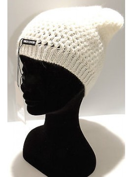 Cappello berretto donna hat woman ENRICO COVERI art.CACO004 col.panna Italy